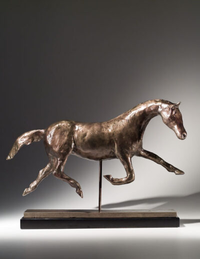 The Trotter Bronze